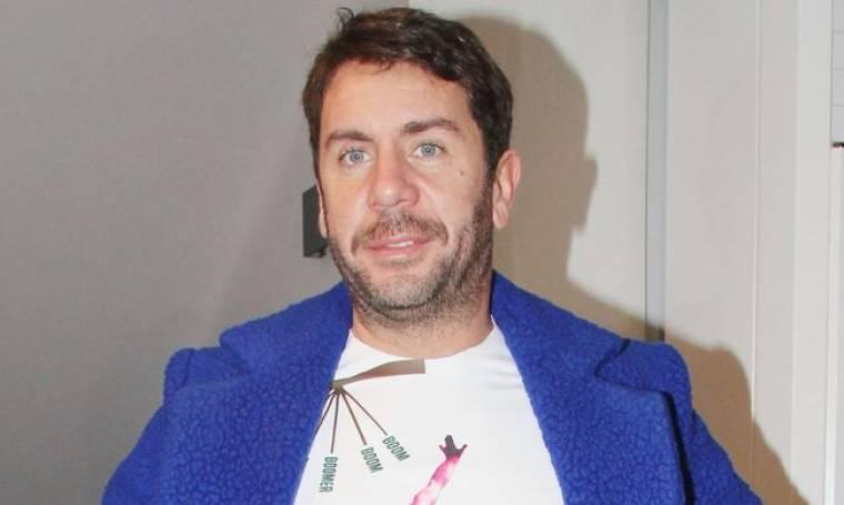 Ξανά στο στούντιο ο Γιώργος Μαζωνάκης!