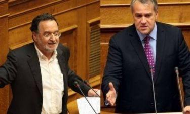 Βουλή: Σύγκρουση Βορίδη-Λαφαζάνη για το βιβλίο του Κουφοντίνα