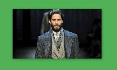 Γιώργος Καράβας: Έχει συνεργαστεί με τους μεγαλύτερους οίκους μόδας
