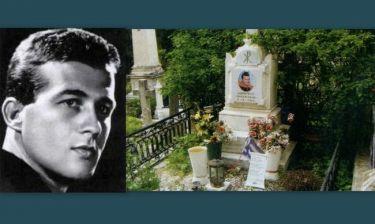 Ξεχασμένος ο τάφος του Δημήτρη Παπαμιχαήλ