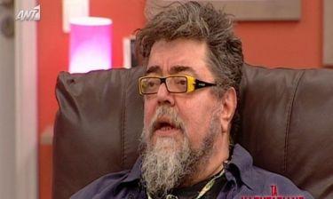 Σταμάτης Κραουνάκης: «Όταν έναν άνθρωπος μπαίνει στην Δημόσια τηλεόραση και «ρίχνει μαύρο», αυτό είναι χούντα»