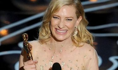 Cate Blanchett: «Είναι ότι πιο κοντινό σε τρίο έχουμε κάνει με τον άντρα μου»