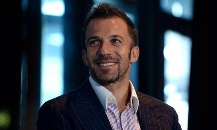 Ηθοποιός για μια μέρα ο Αλεσάντρο Ντελ Πιέρο