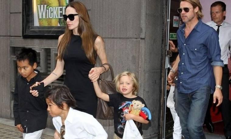 Angelina Jolie: «Όταν βλέπω πόσο υγιή και ευτυχισμένα είναι τα παιδιά μου, νιώθω ολοκληρωμένη και γαλήνια»