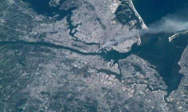 Οι επιθέσεις της 11ης Σεπτεμβρίου από το διάστημα