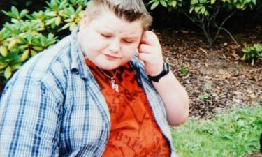 Δείτε πώς έγινε το πιο παχύσαρκο παιδί! (βίντεο)