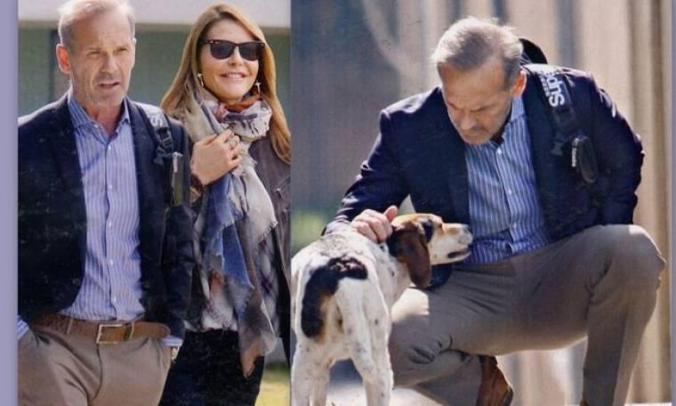 Πέτρος Κωστόπουλος: Η βόλτα με την Τζένη και οι τρυφερότητες!