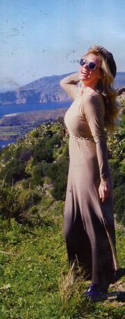 Ζέτα Μακρυπούλια: «Όταν φτάσαμε και είδα το τοπίο, μου κόπηκε η ανάσα»