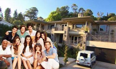 Στο σφυρί το τηλεοπτικό σπίτι των Kardashians