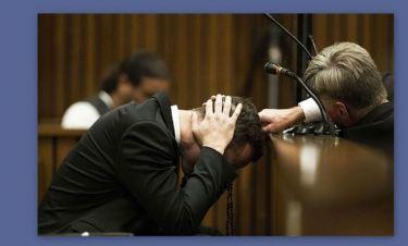 Έκλεινε τα αυτιά του ο Πιστόριους όταν άκουγε από τον μάρτυρα τις ανατριχιαστικές λεπτομέρειες της ημέρας του φονικού!