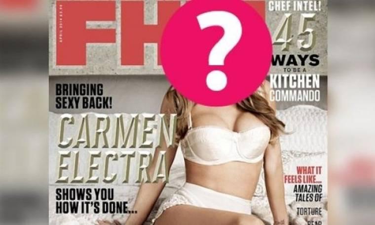 Στα 41 της πιο hot από ποτέ: Ποια star φωτογραφήθηκε σε sexy πόζες για το περιοδικό FHM;