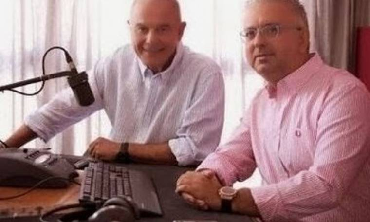 Παραιτήθηκε ο Δημήτρης Σταυρόπουλος από το ραδιόφωνο του Alpha;