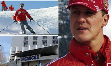 M.Schumacher: «Όλα τα λεφτά του κόσμου να έχει, δεν μπορούν να επανορθώσουν την ζημιά που έχει πάθει»