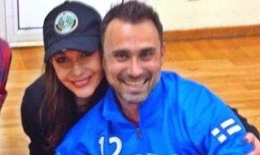 Σε εντατικές πρόβες Βανδή-Καπουτζίδης για τον Ελληνικό τελικό της Eurovision! (φωτό)