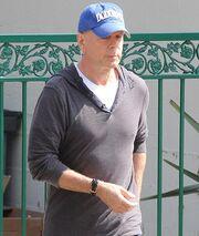 Bruce Willis: Βόλτα με την σύζυγό του
