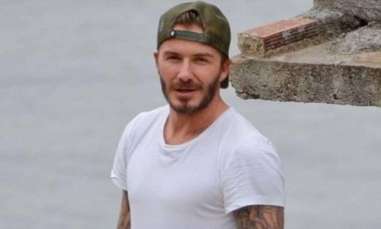 Τι κάνει ο David Beckham χωρίς τη Victoria στο Ρίο;