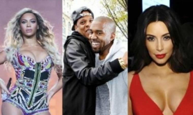 Βeyonce-Jay Z: Tι όρο έθεσαν στον Kanye West προκειμένου να τον παντρέψουν με την Kim;