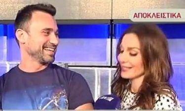 Βανδή-Καπουτζίδης: Τι δηλώνουν λίγο πριν από τον ελληνικό τελικό της Eurovision