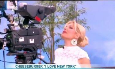 Τι συνέβη  και η Μενεγάκη άφησε την παρουσίαση και έγινε camerawoman