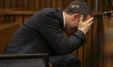 Έκανε εμετό μέσα στην αίθουσα του δικαστηρίου ο Πιστόριους. Δεν άντεξε την κατάθεση του ιατροδικαστή