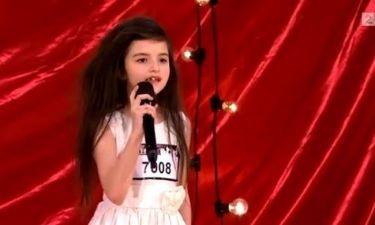 Η επόμενη Amy Winehouse είναι μόλις 7 ετών