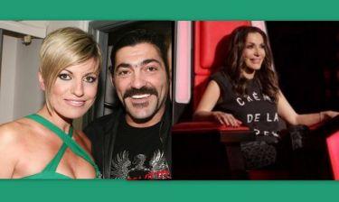 Έξω φρενών ο Ιατρόπουλος με την Βανδή, που «έκοψε» την γυναίκα του από το «The Voice»!