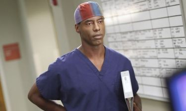 Ο δρ. Πρέστον Μπουργκ επιστρέφει στο «Gray's Anatomy»