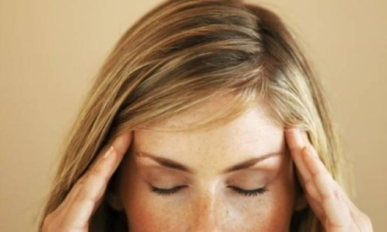 Πονοκέφαλος και έντονες ημικρανίες; Λόγοι που δεν είχατε φανταστεί ότι τα προκαλούν
