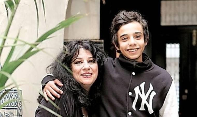 Άννα Βαγενά: Συστήνει τον «θετό της γιο»