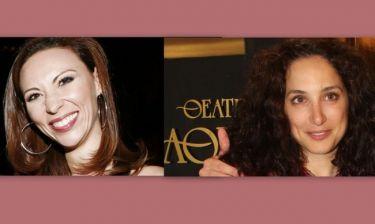 Αννίτα Κούλη - Δώρα Χρυσικού: Δηλώνουν αισιόδοξες για την κατάσταση στην Ελλάδα!
