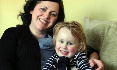 4χρονη κινδυνεύει να πεθάνει από διαταραχή που την κάνει να τρώει...