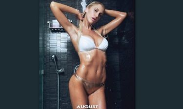 Δείτε την Πετρούλα Κωστίδου στην πιο σέξι εκδοχή της για το νέο της ημερολόγιο! (φωτο)