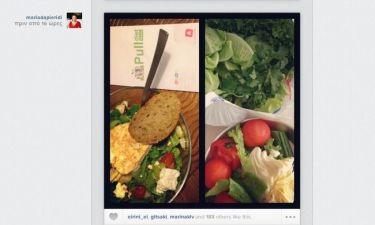 Η Μαριάντα Πιερίδη άρχισε δίαιτα για να χάσει τα κιλά της εγκυμοσύνης!