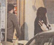Ο Γεωργούλης και η Σωτηροπούλου είναι ζευγάρι και μάρτυρας είναι ο φωτογραφικός φακός!