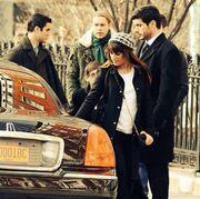 Μάνος Γαβράς: Δείτε τον στα γυρίσματα της σειράς «Glee»