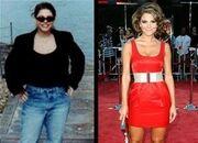 Όταν η Μαρία Μενούνος ζύγιζε είκοσι κιλά παραπάνω!
