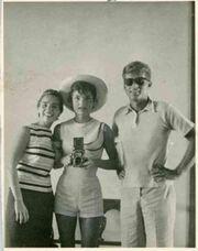 Τζάκι Κένεντι: Έβγαλε την πρώτη selfie φωτογραφία, πριν εξήντα χρόνια