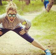 Δείτε την Μαρία Ηλιάκη να… «λιώνει» στην γυμναστική!