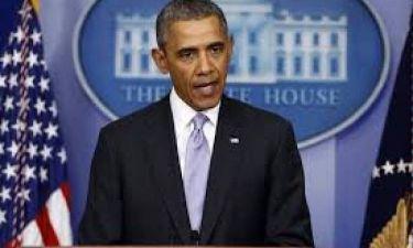 Ομπάμα: «Σκωτσέζικο» ντουζ για τις κυρώσεις και την επίλυση της κρίσης