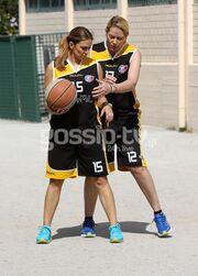 Οι επώνυμες παίζουν basket για καλό σκοπό