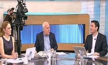 Γιώργος Παπαδάκης: «Έτρωγα ασβέστη από τον τοίχο»
