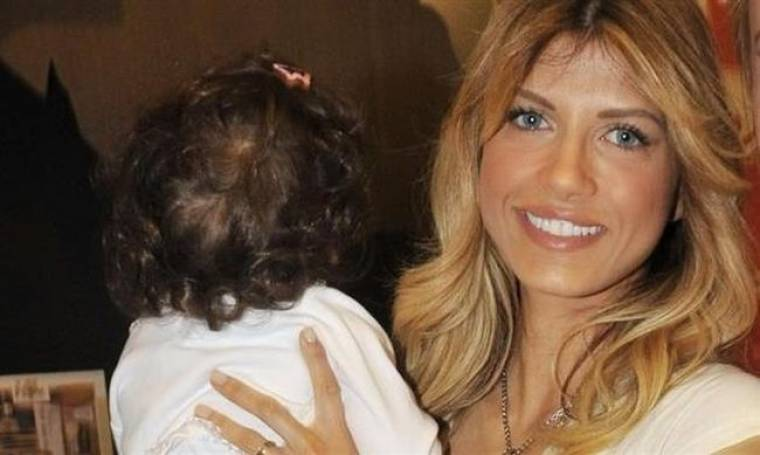 Σάντυ Κουτσοσταμάτη: «Προτεραιότητά μου είναι η κόρη μου»