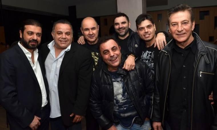 Γιώργος Δασκαλάκης: Γιόρτασε την κυκλοφορία του νέου του τραγουδιού με φίλους του