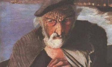 Καθρέφτης μετατρέπει τον ψαρά του πίνακα σε διάβολο!