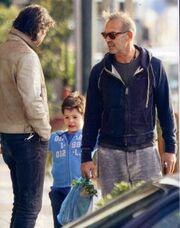 Πέτρος Κωστόπουλος: Έχει μεγάλη αδυναμία στον γιο του
