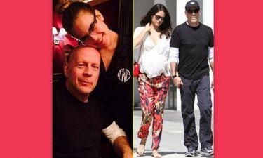 Bruce Willis: Γιόρτασε τα 59α γενέθλιά του με την κόρη του και την έγκυο σύζυγό του