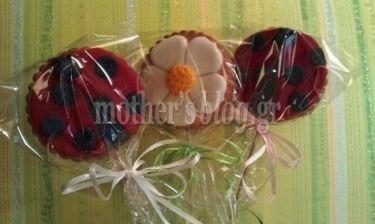 My cakes - My hobby! Φτιάχνουμε τα πιο νόστιμα και όμορφα ανοιξιάτικα μπισκότα!