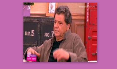 Εξοργισμένος ο Παρτσαλάκης με Μπέζο-Ορφανό: ««Λυπάμαι βαθιά! Είναι ντροπή»