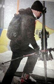 Γιώργος Βουλγαράκης: Για ακόμα μία φορά για σκι στον Παρνασσό