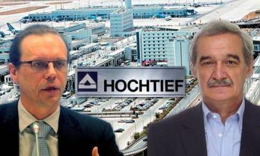 Σφυρίζουν… αδιάφορα οι Ευρωπαίοι για το σκάνδαλο της Hochtief